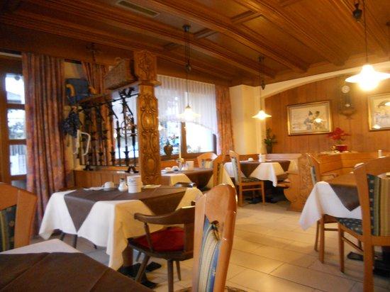 Hotel Steinmannwald: sala da pranzo