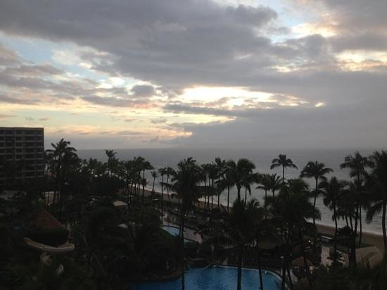 Westin Maui Resort And Spa: view from our room
