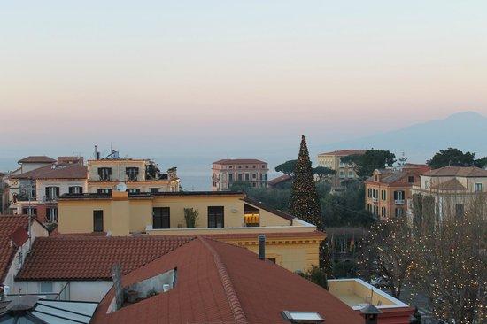 Hotel Plaza: Panorama