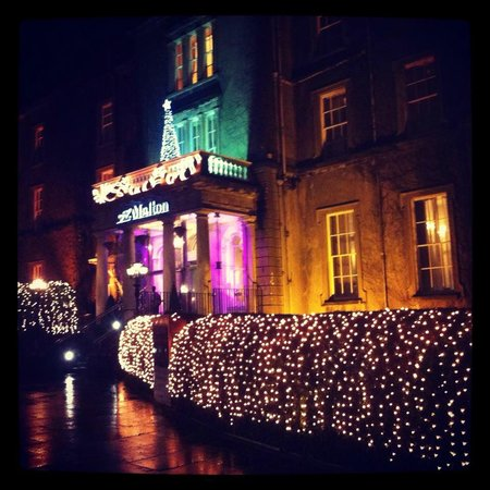 The Malton Hotel: The Malton @ Christmas