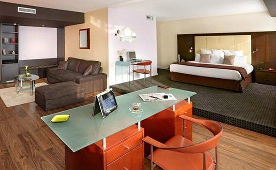 Appart'City Confort Grenoble Alpexpo : Park&Suites Elegance Grenoble Alpexpo - Privilege Suite