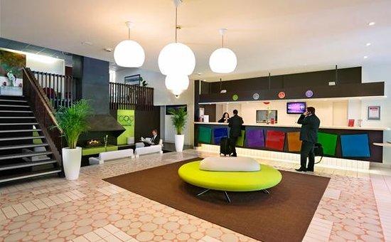 Appart'City Confort Grenoble Alpexpo: Park&Suites Elegance Grenoble Alpexpo - Reception