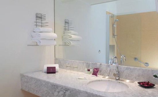 Appart'City Confort Grenoble Alpexpo: Park&Suites Elegance Grenoble Alpexpo - Bathroom