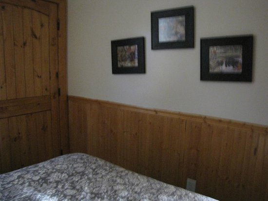 Bear Creek Resort: bedroom