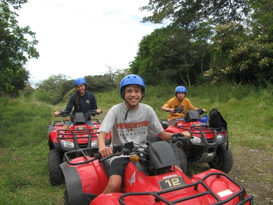 Bill Beard's Costa Rica: ATV up Rincon de la Vieja