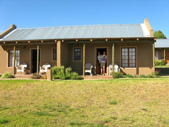 Thabile Lodge: Rooms 1 and 2