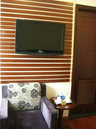 Asian Ruby Park View Hotel: Comfortable facilities