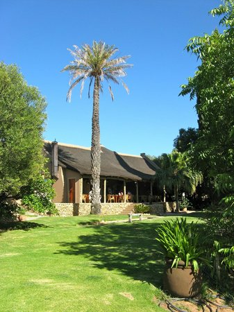 Thabile Lodge: breakfast