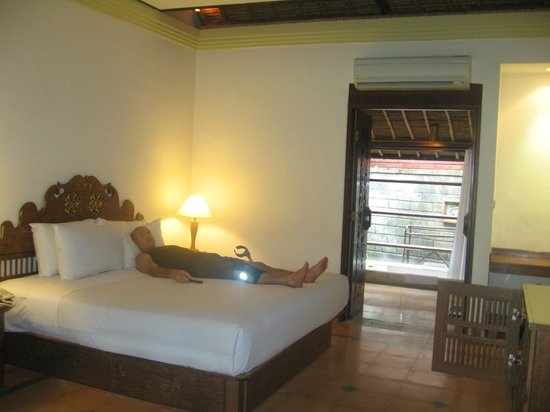 Hotel Santika Premiere Beach Resort Bali: Comfy bed