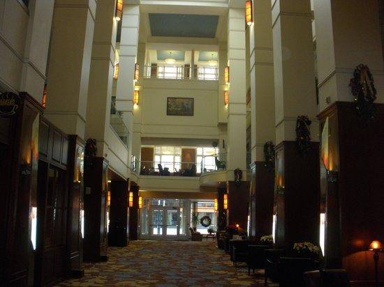 حياة ريجنسي كالياري: Lobby & hallway 