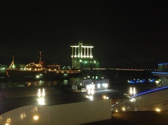 Nagoya Port: hirai