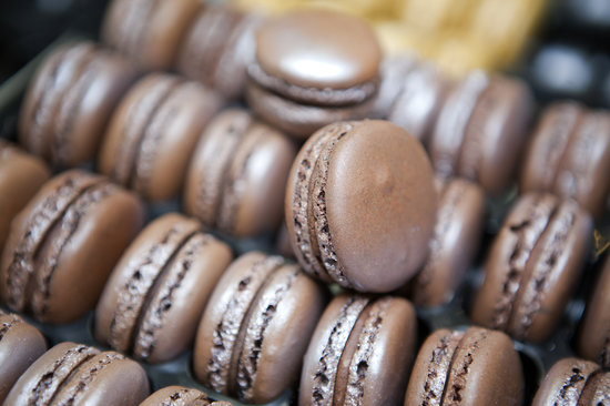 Julien Plumart Boutique: Macarons