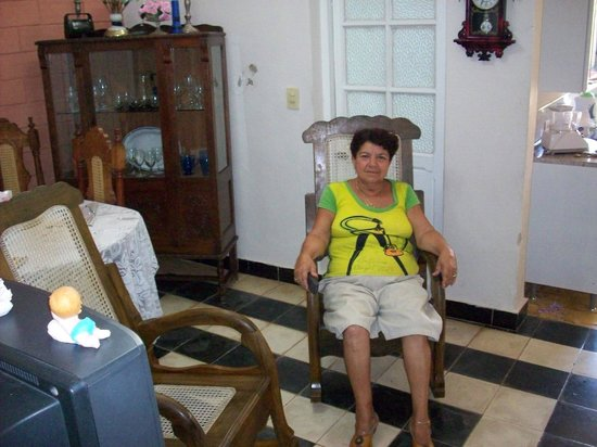 Hostal Mercedes Padron Jimenez: Mercedes