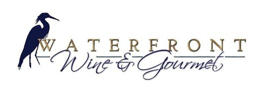 Waterfront Wine and Gourmet: Waterfront Wine & Gourmet Logo