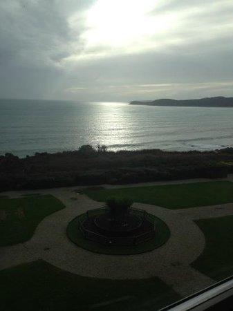 The Carlyon Bay :                                                       stunning views