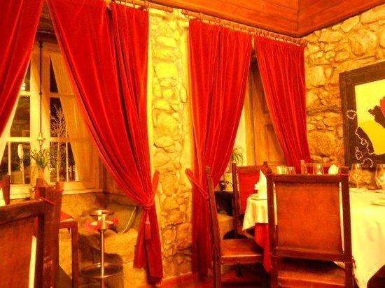Casa d'Armas : Dining area.