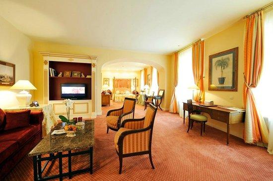 Stikliai Hotel and Restaurant: Suite