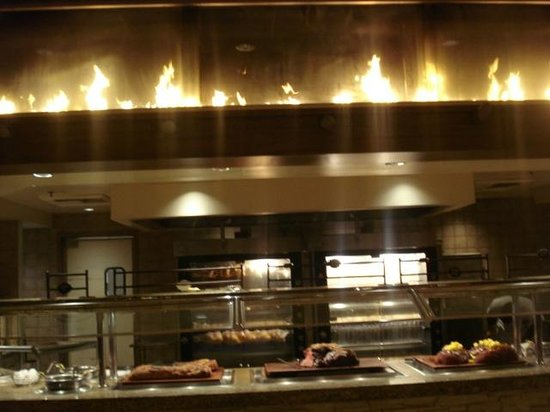 Rio All-Suite Hotel & Casino: bf buffet