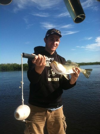 Captain Rapps, LLC - Fishing Charters: Keeper Sea Trout
