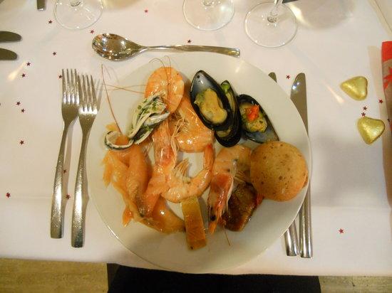 Barcelo Fuerteventura Thalasso Spa : cena di Natale