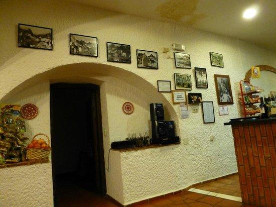 Cuevas Pedro Antonio de Alarcon: innen im Restaurant