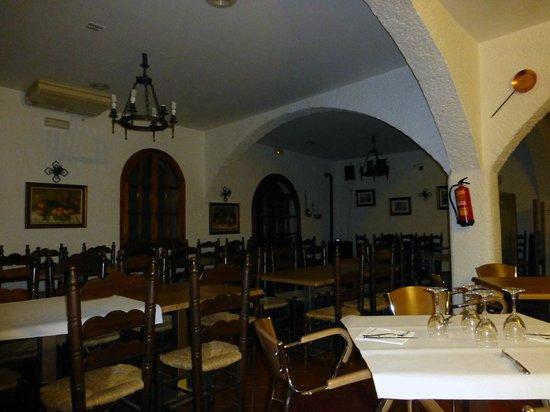 Cuevas Pedro Antonio de Alarcon: das Restaurant