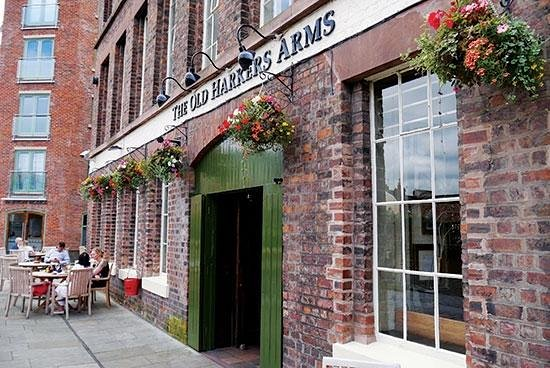 The Old Harkers Arms: Old Harkers Arms, Chester