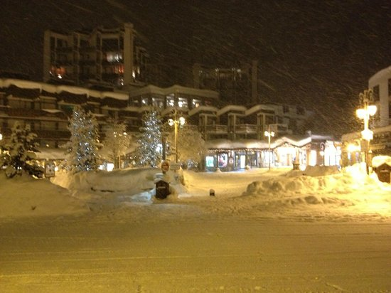 Chalet Hotel Le Val d'Isere: Chalethotel Val d'Isere
