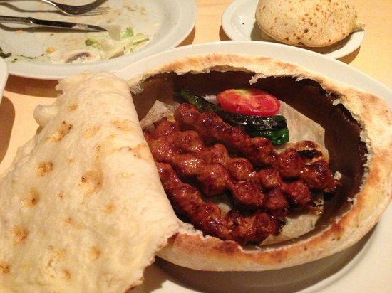 Levant: Kebab