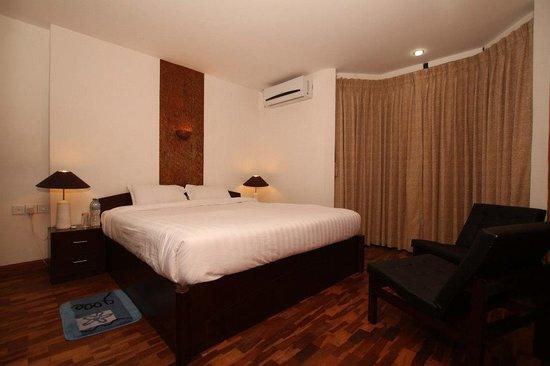 Gaju Suite Hotel: Deluxe Suite Room