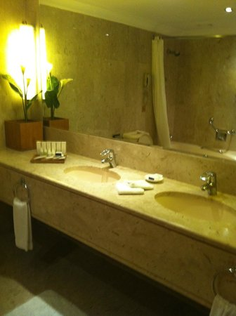 Dubai Marine Beach Resort and Spa : Bathroom