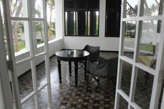 Paradise Road The Villa Bentota: suite terrace