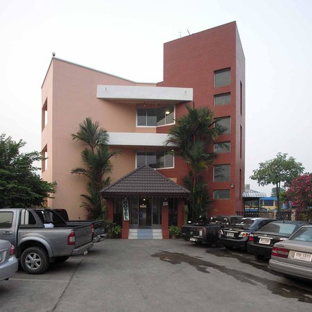 Baan Silp Hotel: Hotelansicht