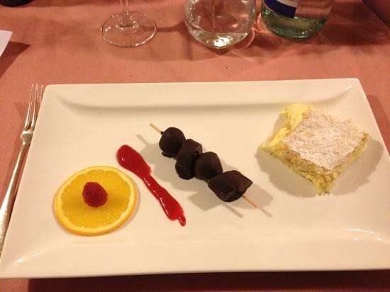 Hotel Posta Al Cervo: dolce cenone di capodanno