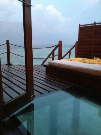 Adaaran Prestige Water Villas: water villa