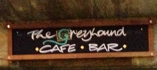 The Greyhound Cafe & Bar: Greyhound Cafe Bar