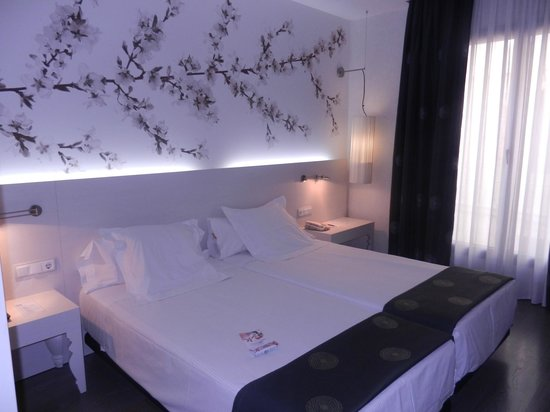 Hesperia Ramblas: Room 307