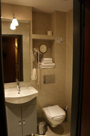 Atlas City Hotel: Bagno 1