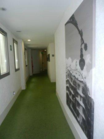 西班牙蘭布拉斯賓館照片