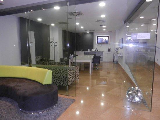 Hesperia Ramblas: Lounge