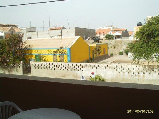 Porto Antigo Residence: vue sur la rue
