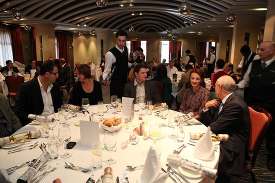 Le Meridien St. Julians: Contributors' Lunch - December 2012