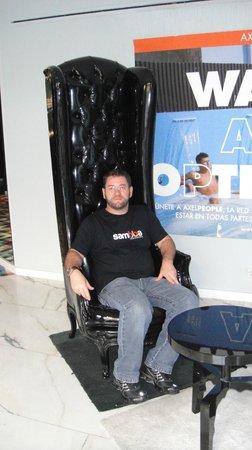 Axel Hotel Barcelona & Urban Spa: Lobby