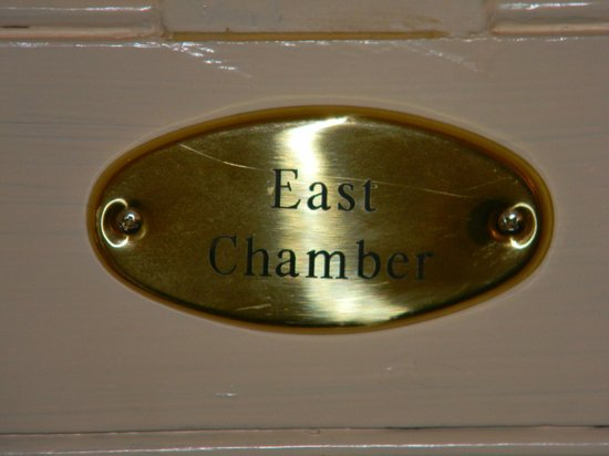 1890 Williams House Inn: We stayed in the East Chamber