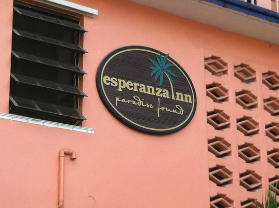 Esperanza Inn : Paradise Found is accurate.
