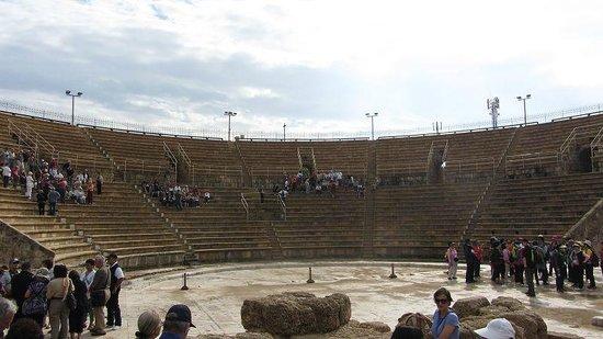 Theatre at Caesarea National Park: Il teatro romano
