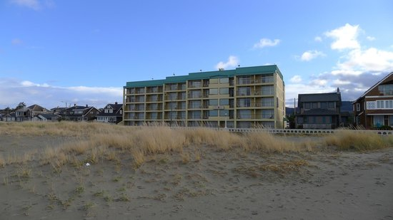 Best Western Ocean View Resort : Best Western Ocean View in Seaside