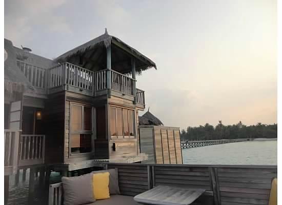 蘭坎福希綺麗度假村照片