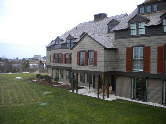Weekapaug Inn: Hotel and Grounds