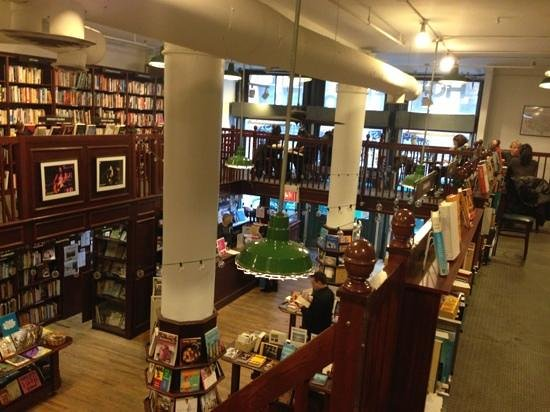Photo of Cafe Housing Works Bookstore Cafe at 126 Crosby St, New York, NY 10012, United States